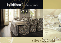 Solidfloor - Silver and Gold