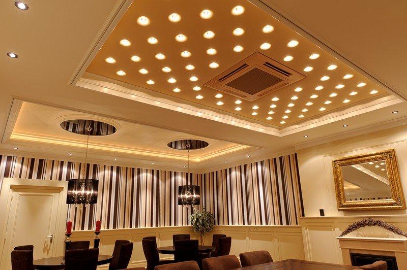 Spots Plafond Woonkamer : Plameco plafonds » een nieuw plafond in één dag