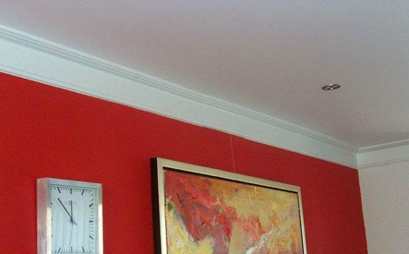 Fabritius Interieur project - Gipsplaat plafonds