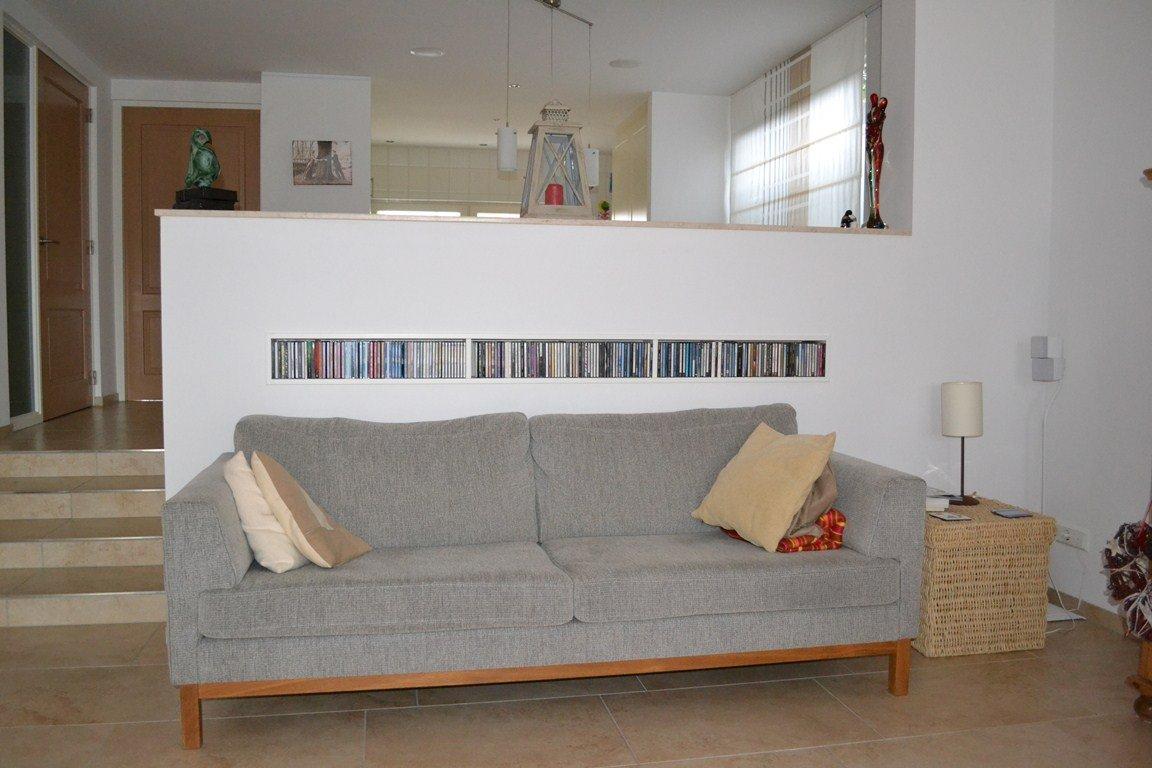 Afscheiding Keuken Woonkamer : Tv of audio meubel u203a fabritius bouw & interieur te schinnen