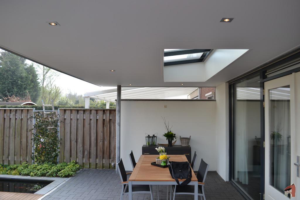 Plameco plafonds een nieuw plafond in één dag