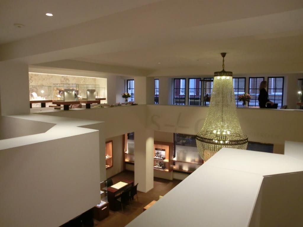 Fabritius Interieur project - S&C Den Haag