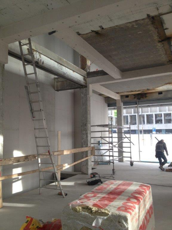 Fabritius Interieur project - S&C Rotterdam