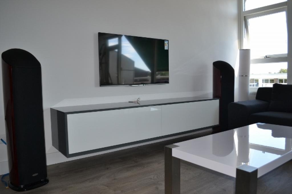 Tv of audio meubel fabritius bouw & interieur te schinnen