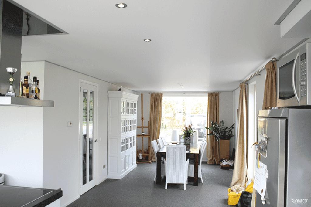 Voorbeelden plameco plafonds spanplafond voorbeelden plameco - Design keuken plafond ...
