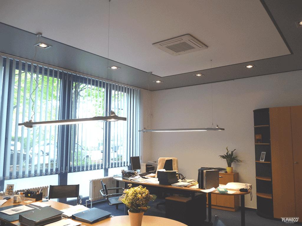 kantoorplafonds een nieuw plafond in uw kantoor of bedrijfsruimte. Black Bedroom Furniture Sets. Home Design Ideas