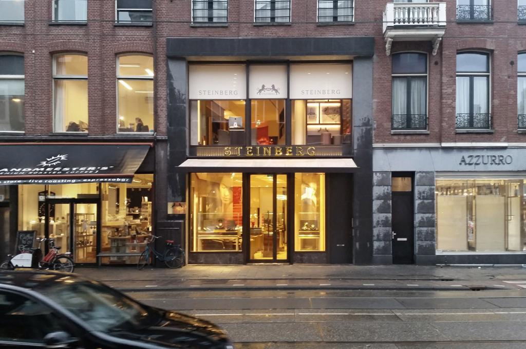 Fabritius Interieur project - 123Gold trouwringen Amsterdam