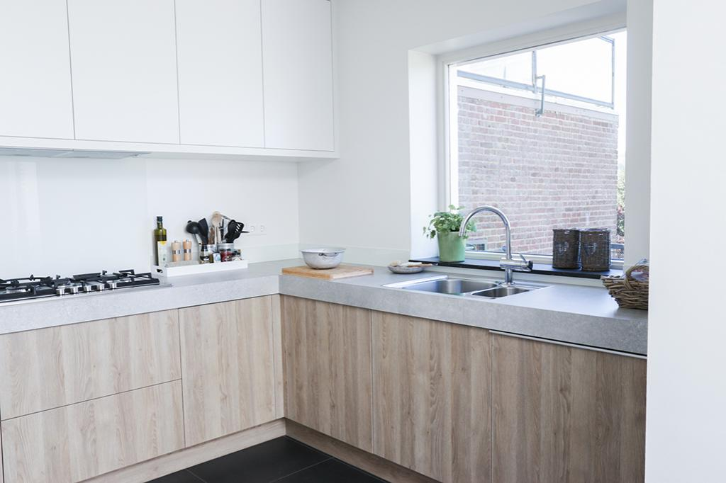 Fabritius Interieur project - Verbouwing woonkamer-keuken Wijlre