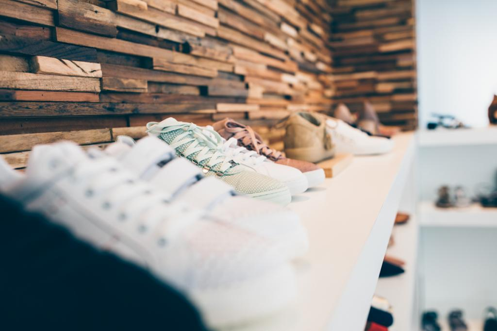 Fabritius Interieur project - Verbouwing schoenenzaak Heerlen